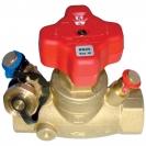 Stromax 4217 GML,granski regulacijski ventil za mjerenje diferencijalnog tlaka, linearna karakteristika, ravno sjedalo, s mjernim ventilima.