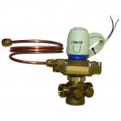 HERZ-ov regulator diferencijalnog tlaka FIX TS