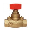 STRÖMAX GR regulacijski ventil ogranka  za mjerenje diferencijalnog tlaka,  ravno sjedalo, s mjernim ventilima