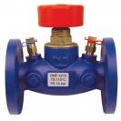STRÖMAX GMF regulacijski ventili  ogranka prirubničke izvedbe, za mjerenje  diferencijalnog tlaka, s ravnim sjedalom,  mjerni ventili