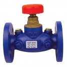 HERZ-ov AGF zaporni ventil prirubničke  izvedbe, ravni