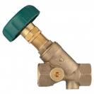 STRÖMAX RW regulacijski ventili ogranka za  instalacije sanitarne vode u objektima, s kosim  sjedalom i s navojnim kolčacima