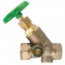 STRÖMAX AW zaporni ventil za instalacije sanitarne  vode u objektima, s kosim sjedalom i Rp unutarnjim navojem